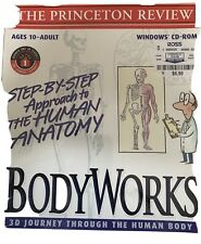 Body Works 6.0: A 3D Journey Through the Human Anatomy (Cd-Rom)