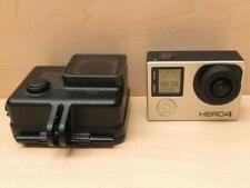 GoPro Hero 4 silver with housing digital recording action camera