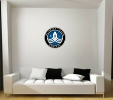 The Orville Logo Symbol TV Gift Idea Decal Repositionable Vinyl Graphic