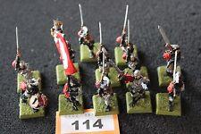 Games Workshop Warhammer Empire Greatswords Classic Regiment Painted Army Metal