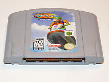 WAVERACE WAVE RACE Nintendo 64 N64 Game Cart - TESTED!