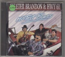 SKEETER BRANDON & HWY 61 - hi test blues CD