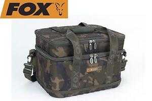 Fox Low Level Coolbag - Camolite Kühltasche, Angeltasche für Karpfenköder