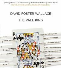The Pale King by David Foster Wallace (2011, CD / CD, Unabridged)