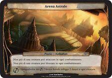 PLANECHASE PLANE PIANO Arena Astrale - Astral Arena MTG MAGIC PCh Ita