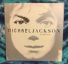 Michael Jackson  INVINCIBLE  Original  2001  Promo  RARE Epic Records E2-69400