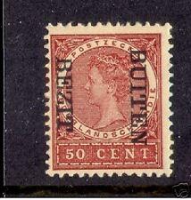 Ned-Indie 96f 50ct buiten-bezit kopstaand postfris luxe