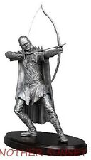"Legolas 24"" Pewter Statue Figurine Lord of The Rings Hobbit Metal Elf LARGE 2 ft"