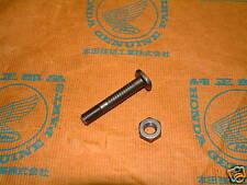 HONDA cb350 CB 350 Four comprimere BULLONE + comprimere madre BOLT Rod Nut