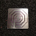 OCP Corporation RoboCop Logo Label Decal Case Sticker Badge 471d