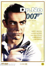 Ian Flemming's - Dr No - Sean Connery Ursula Andress - James Bond Film (NEW)