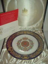 Spode The Black Watch Plate Limited Edition with COA & Box