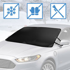 Car Windshield Cover for Ice and Snow, Magnetic Waterproof Frost Protector