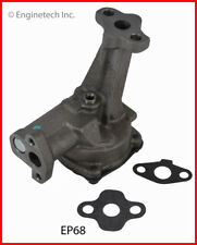 Engine Oil Pump-VIN: F, GAS, OHV, CARB, 2BBL, Natural, Ford, 16 Valves EP68