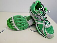 Newton Kismet running shoes Guc sz 12 Us mens -missing insoles- green Mo11914