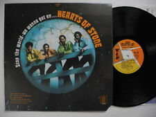 HEARTS OF STONE Stop The World - We Wanna Get On LP 1970 US VIP  EX- shrink