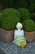 Sabo Design Figur Skulptur Garten XL Ente Emil Gartendeko Gartenfigur riesig
