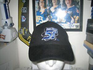 51S LAS VEGAS BASEBALL HAT CAP ADULT ONE SIZE MLB STARS AVIATORS AAA SUPERCUTS