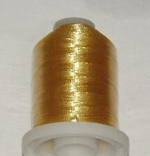 "Fishing Rod Winding Thread Metallic Gold ""A"" Building / Repair"