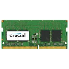 Crucial 16GB DDR4 2133 PC4-17000 SODIMM 260-Pin Laptop Memory Ram CT16G4SFD8213