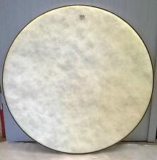 "Remo Fiberskyn 2 Medium Bass Drum Fell 34"" - Lagerabverkauf Nr. 6689"