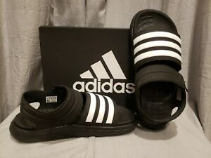 Adult Unisex Sandals ADIDAS DURAMO SL Sandal Men's 8 Women's 9 with Box