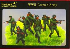 Caesar Miniatures 1/72 GERMAN WWII ARMY Figure Set