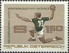 Timbre Sports Hand Ball Autriche 1371 ** lot 11123