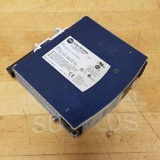 Allen Bradley 1606-XLE120EN Ser A Power Supply, Input: 100-120V AC 2.6A 50-60Hz