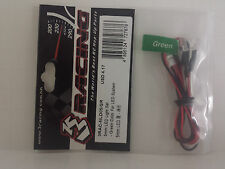 3Racing 5mm Normal LED Light 3RAC-NLD05  - Green