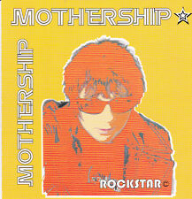 MOTHERSHIP - ROCKSTAR (*NEW-CD, 2002, Hindenburg Records) RANDY ROSE indie