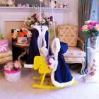 New Winter Children Wedding Flower Girl Cloak Faux Fur edge Girls Jacket Cape