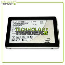 SSDSC2CW240A310 Intel 520 Series 240 GB 6 Gb/s SSD