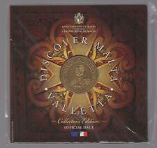 More details for 2012 malta jean de la valette collectors edition medal | sealed | pennies2pounds