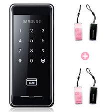 SAMSUNG Ezon SHS-2920 SHS2920 Smart Key Less Digital Door Lock 2+2 TAG KEYS