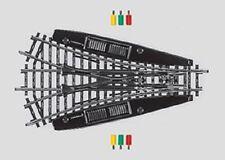 Märklin H0 2270 pista de K Simétricas Riel de tres vías eléctrico NUEVO + OVP