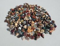 X-Small Variety Polished Rocks Agate Jasper Wood  Gem Trees Fairy Garden
