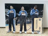 Jason Kidd Autographed Signed NBA Photo 8x10 Steiner Sports COA Dallas Mavericks