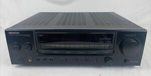 Kenwood KR-V7060 Audio Video Stereo Home Theater Receiver TESTED