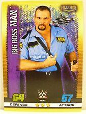 Slam Attax - #243 Big Boss Man - 10th Edition