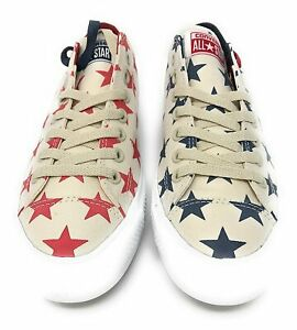 Converse Chuck Taylor II All Star Low Oxford Sneaker Men's 10 Women's 12 151162C