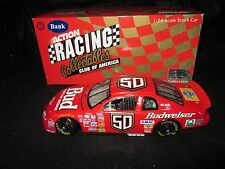 RCCA/Action 1/24 CW Bank Ricky Craven #50 Budweiser 1998 Chevrolet Monte Carlo