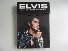 ELVIS PRESLEY - ELVIS, AN AMERICAN ICON - BOXSET: 2 DVD + CD