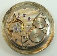 Mathey-Tissot Wristwatch Movement - Caliber AV423 - Spare Parts, Repair