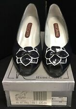 Roland Cartier 'Flamingo' Peep Toe Court Shoe Size 6.5 (EU 39.5)
