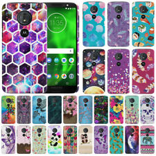 """For Motorola Moto G6 Play / Moto G6 Forge / Moto E5 5.7"""" Hard Back Case Cover"""