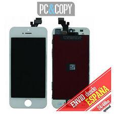 Pantalla LCD IPS RETINA + Tactil completa para iPhone 5 5G A1428 BLANCO A+++