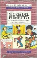 STORIA DEL FUMETTO ENCICLOPEDIA TASCABILE 1995