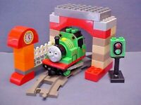 Lego Duplo PERCY AT THE SHEDS #5543 - Thomas & Friends VHTF e