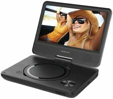 "Proscan 9"" Swivel Screen Rechargeable Portable CD DVD Player"